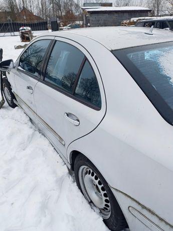Mercedes w 211 czesci