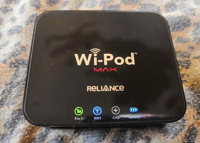 Модем роутер Wi-Pod,  Power Bank
