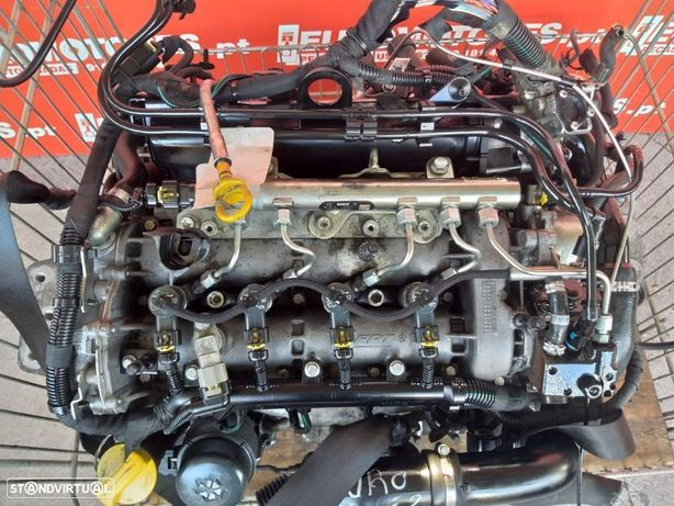 Motor OPEL ASTRA CORSA 1.3 Multijet 90cv - Ref:  Z13DTH