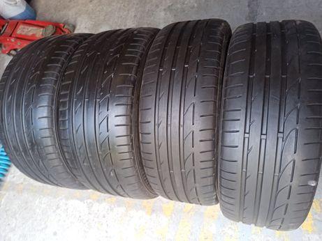 Летняя резина 255/40 225/45 R18 Bridgestone Potenza S001