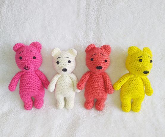 Іграшки ручної роботи по 40 грн