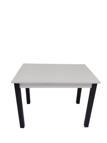 Stół Karo 120x68x18 Biały n. czarna Warianty !!