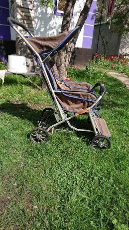 Дитяча прогулочна коляска (Мальвіна)