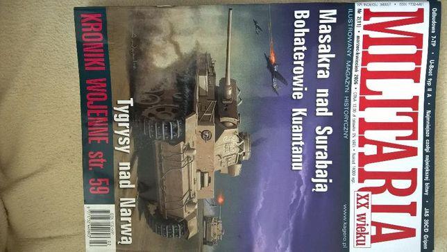 Militaria XX wieku nr. 2 /11/ 2006r.