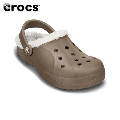 Сабо комнатные Crocs шлёпанцы 18 см стелька до изгиба