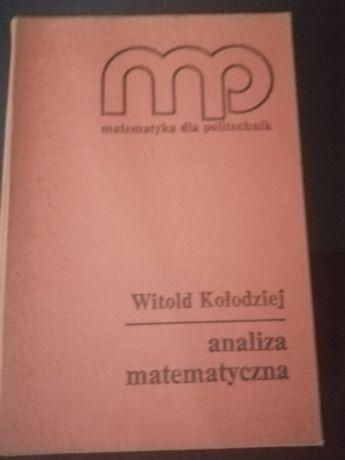 Analiza matematyczna - Witold Kołodziej