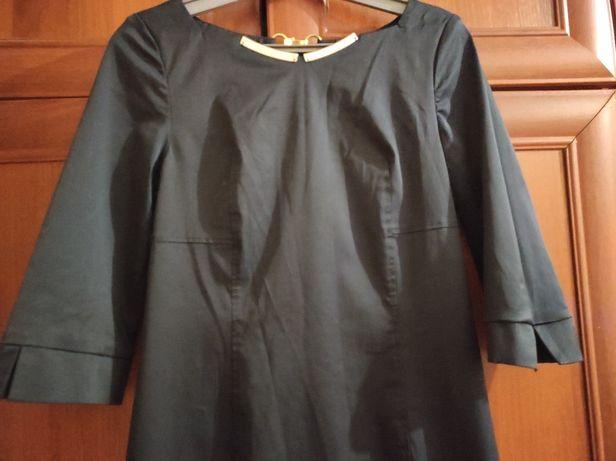 Сукня темно-синього кольору