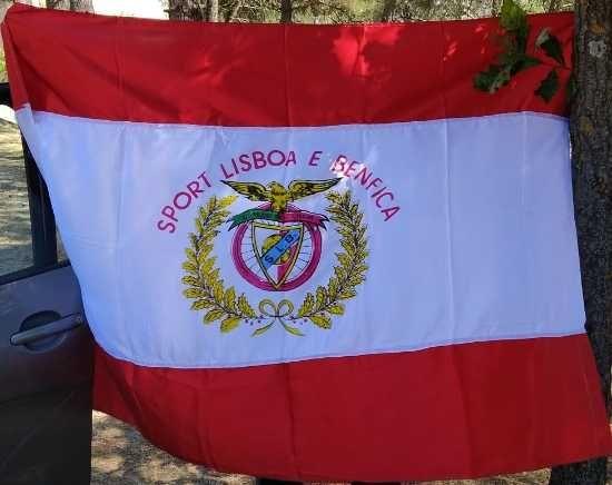 Bandeiras Benfica
