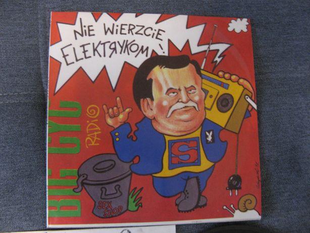 Big Cyc - Nie wierzcie elektrykom 1991 - płyta MINT nie grana -Muza SX