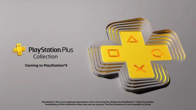 "PS Plus Collection (PS5) на PS4 ""Без предоплат»"