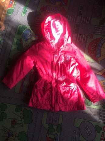 Куртка-ветровка 6-7 лет