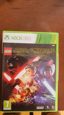 Gra dla dzieci! Lego Star Wars Gwiezdne Wojny PL Stan idealny