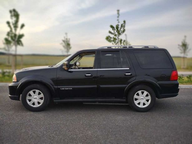 Lincoln Navigator 2006 4x4 5.4L + LPG