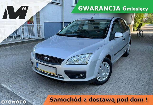 Ford Focus 1.6 Benzyna, 5drzwi, Klimatyzacja, Ładny, Gwarancja,