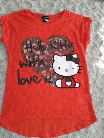 Bluzka koszulka 134
