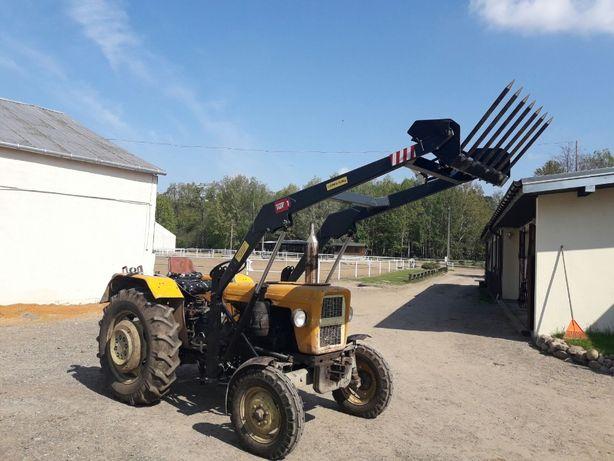 Tur WOL-Met Ładowacz czołowy Promocja Nowe Modele c-330 2-sekcja