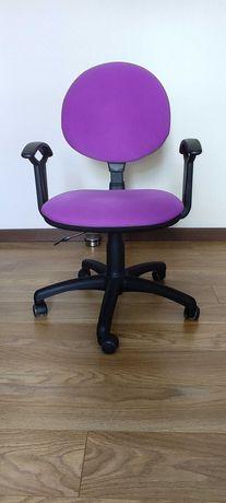 Krzesło fotel obrotowy biurowy młodzieżowy dla dziecka nowy styl