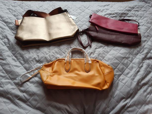 Nowe torebki, torby