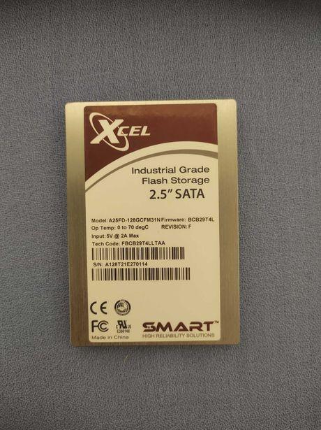 "НОВЫЕ SSD Xcel 128Gb SLC Industrial Grade, 2.5"", ОПТ/розница"