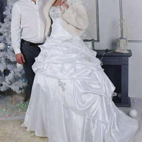 Свадебное платье Обмен