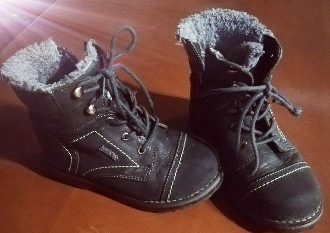 Buty zimowe chłopięce lasocki 26 rozm
