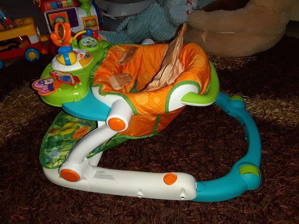Krzeselko do nauki siedzenia