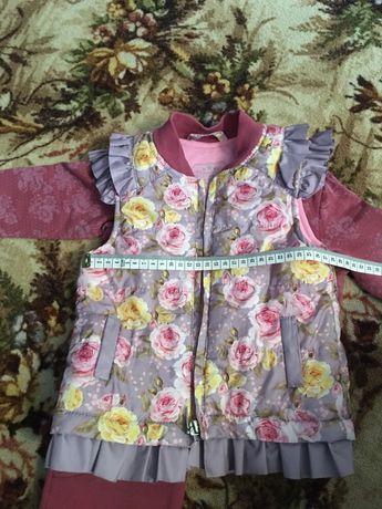 Продам костюм для девочки ф. «Зиронька» р. 86