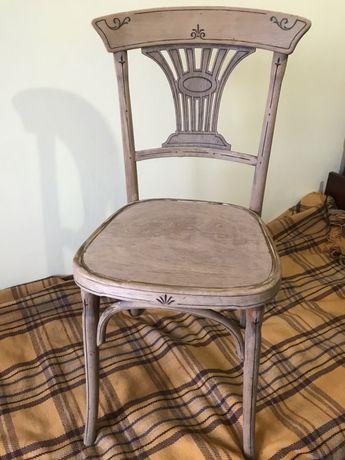 Антикварный Венский стул-кресло