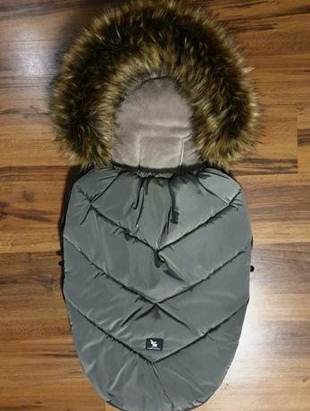 Śpiworek Mini Moose YUKON od 0 do 12 m-cy Cottonmoose
