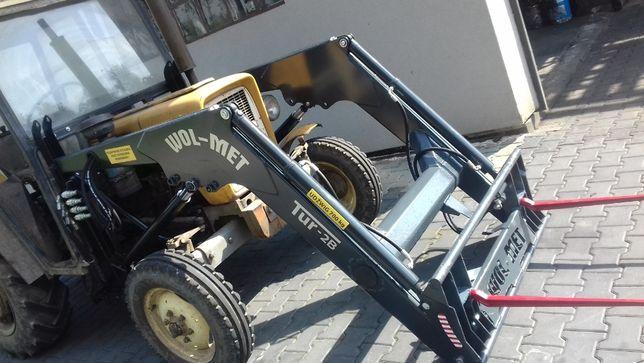 Tur ładowacz czołowy 2B euro ramka 700kg Wol Met C 360 Zetor Ferguson
