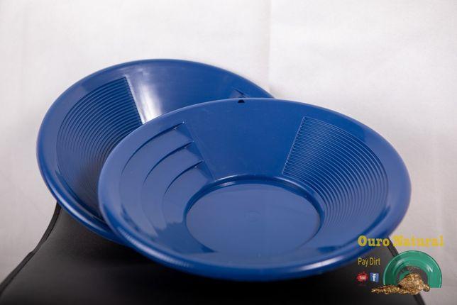 Bateia de Ouro marca SE 35cm Azul