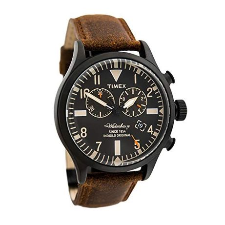 Timex • The Waterbury • since 1854