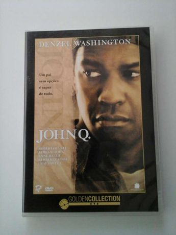 Filme original, em DVD, JOHN Q, como novo