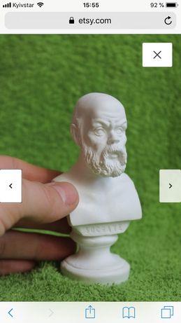 Бюст Сократ (гипс)