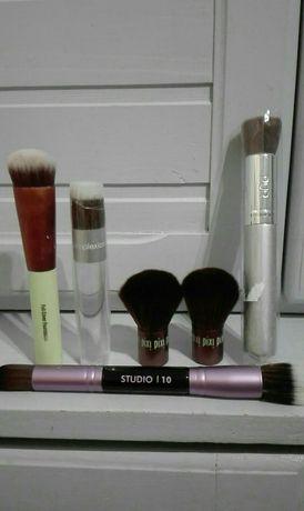 Pędzle do makijażu pixi pur studio 10