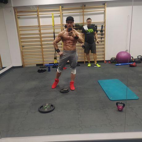 Trener personalny-treningi personalne,układanie diet, plany treningowe