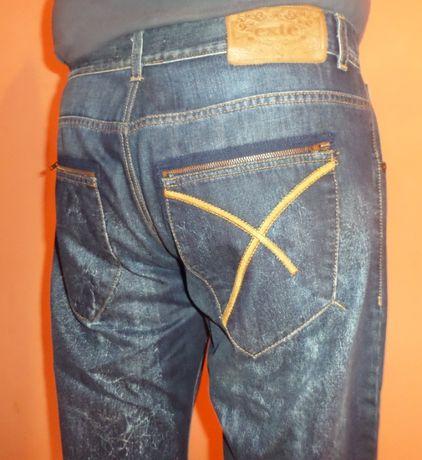 Продам мужские джинсы EXTE, классика. Размер 54-56