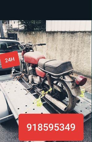 Reboque Moto/ Moto4