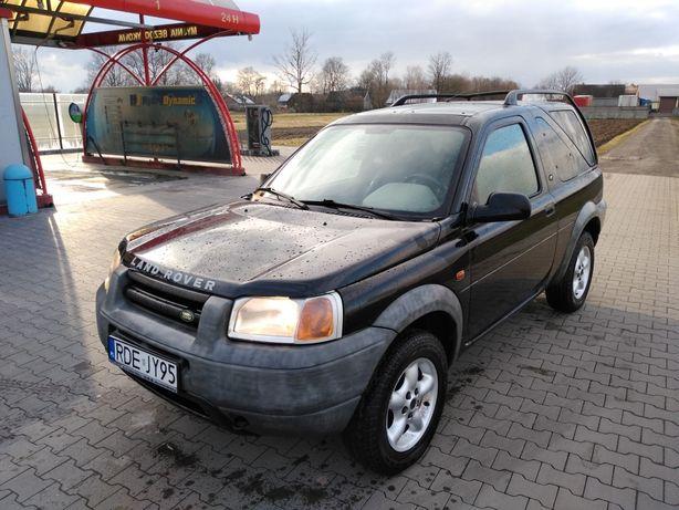 Rand rover 4x4 Europa
