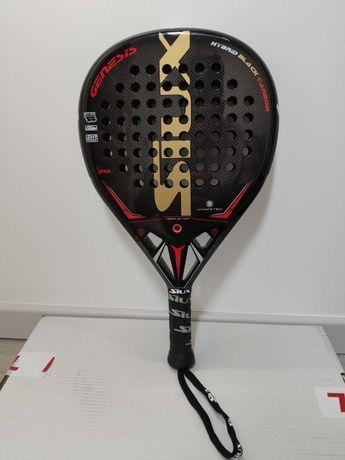 Raquete Padel Siux Genesis Hybrid Black