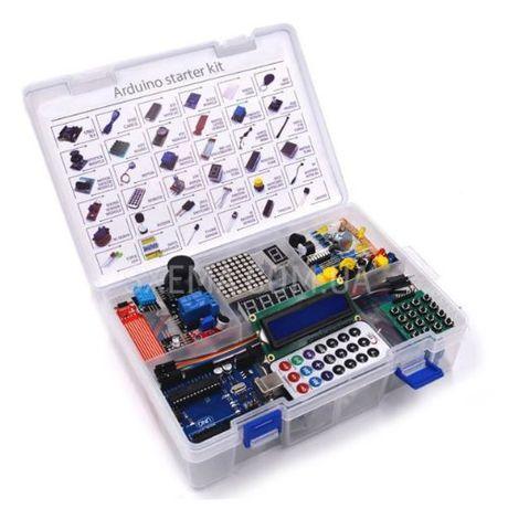Набор Arduino Starter Kit RFID в кейсе на базе UNO R3 Ардуино