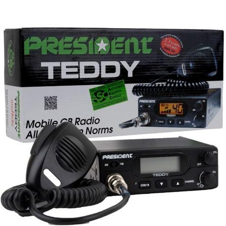 CB Radio President Teddy ASC