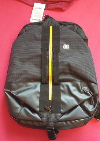Czarny nowy plecak z metką, cena w sklepie : 249 zł