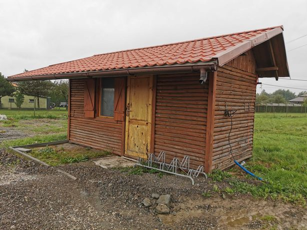 Altana domek całoroczny ocieplony 2.5x5 na konst stalowej Rzeszów