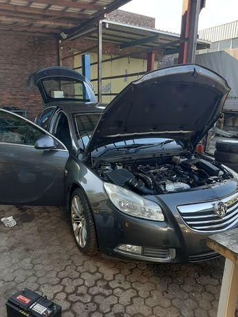 Розборка з німечини Opel insignia 2.0 дизель 2011 opel astra .vektra