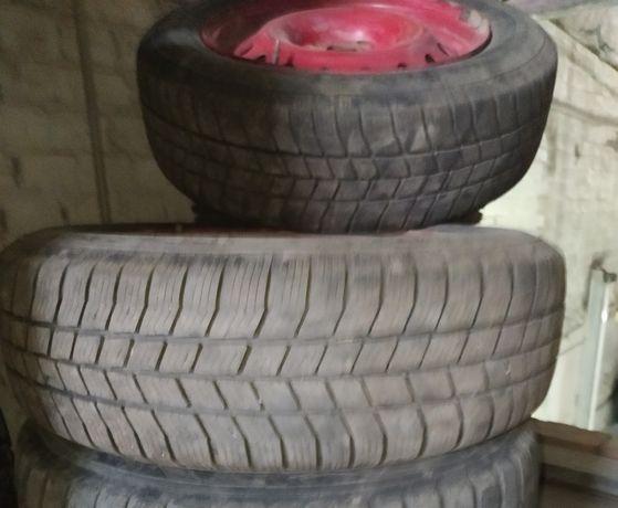 Зимние колеса на дисках R15, 4/100 Geely, Aveo