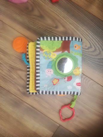 Książeczka edukacyjna dla  niemowląt