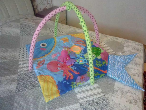 Детский развивающий коврик Beby fairyland океан