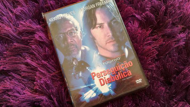 Perseguição diabólica (Chain Reaction) - com Keanu Reeves