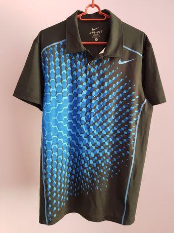 Sportowa koszulka polo -  NIKE